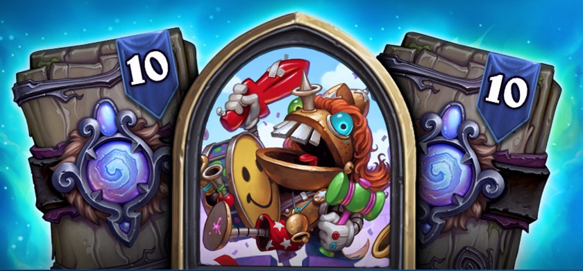 Hearthstone 20 packs Witch forest + portrait Irritator