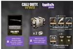 Twitch Prime Call of Duty / Paladins / Madden