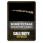 Call of Duty: Bomb Voyage Weapon Camo & MP Supply Drop