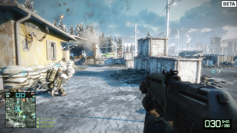BATTLEFIELD BC2 + MEDAL OF HONOR + FIFA11