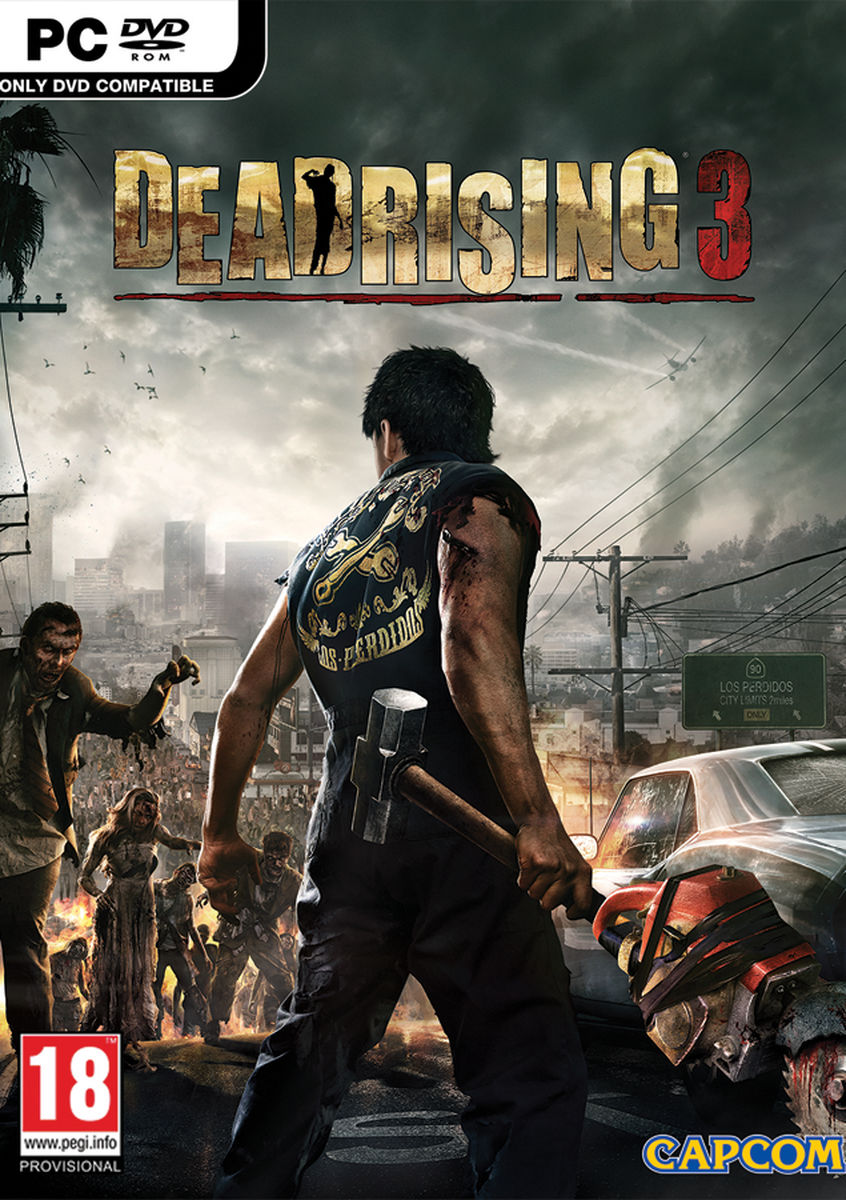 Dead Rising 3. Apocalypse Edition (Steam)