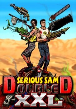 Купить Serious Sam Double D XXL (Steam Gift \ RU+CIS)