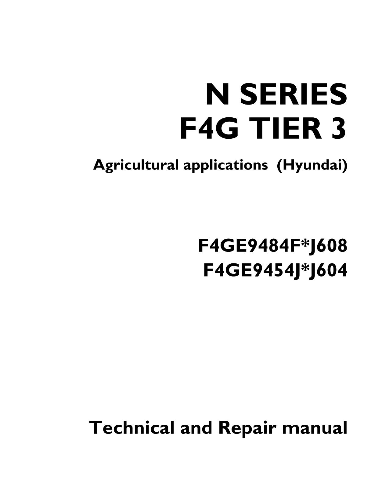 Ремонт и эксплуатация IVECO F4GE