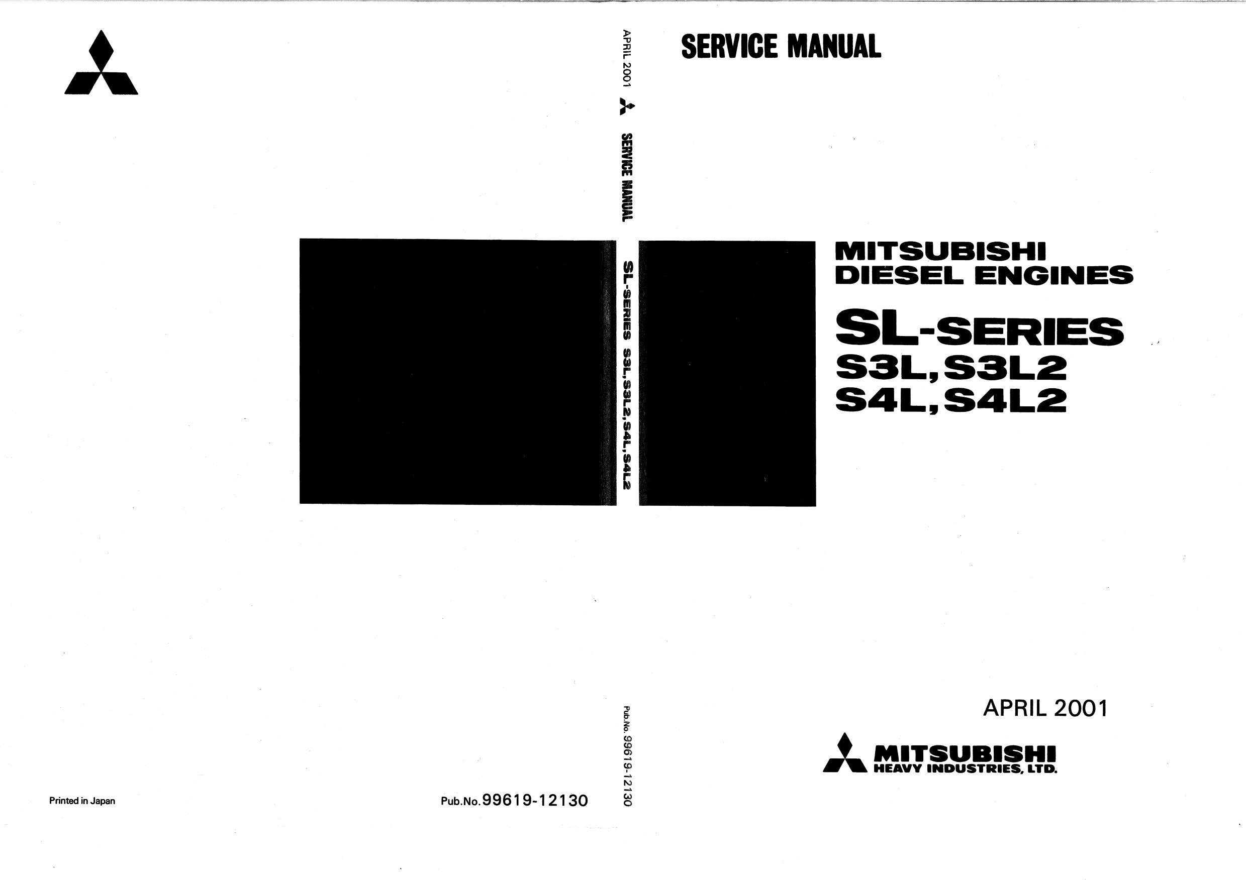 Ремонт и эксплуатация MITSUBISHI SL-SERIES