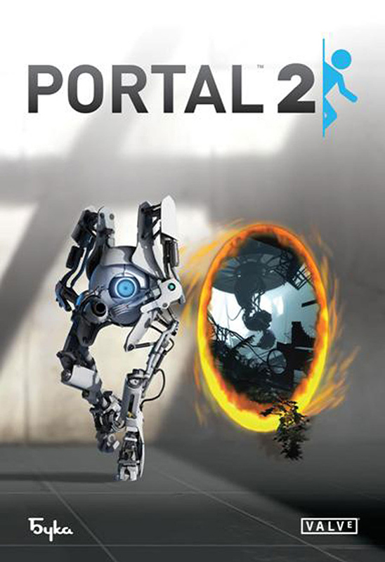 Portal 2 + Peer Review DLC (Steam worldwide)