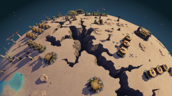 Planetary Annihilation (region free Steam key)