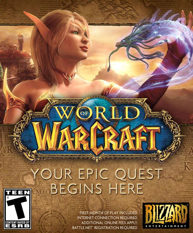WORLD OF WARCRAFT: BATTLECHEST (US) +30 DAYS | DISCOUNT