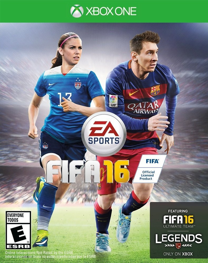 FIFA 16 XBOX ONE - DOWNLOAD CODE | PHOTO | REGION FREE