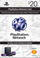 PLAYSTATION NETWORK (PSN) - $20 (USA) | Discount