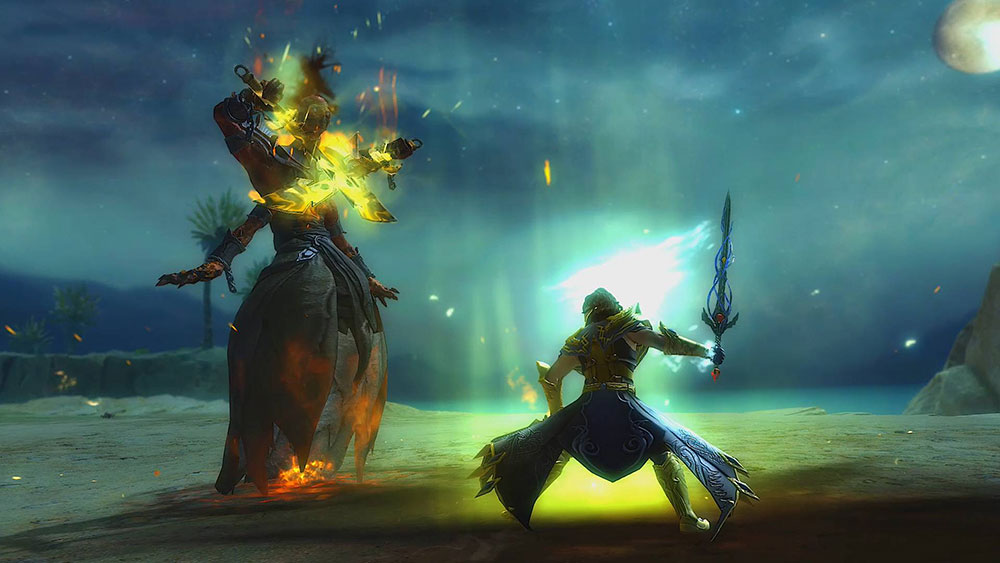 GUILD WARS 2: PATH OF FIRE + BASE GAME | GLOBAL
