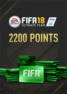 FIFA 18 - 2,200 FUT POINTS (ORIGIN) | ВСЕ РЕГИОНЫ