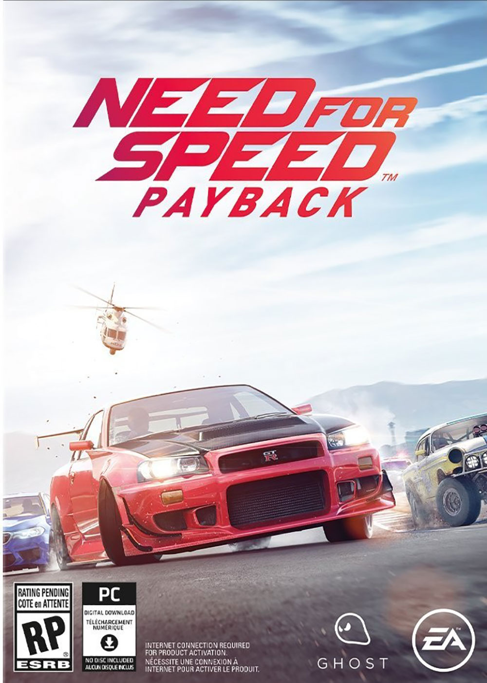 NEED FOR SPEED: PAYBACK | REG. FREE | MULTILANG.