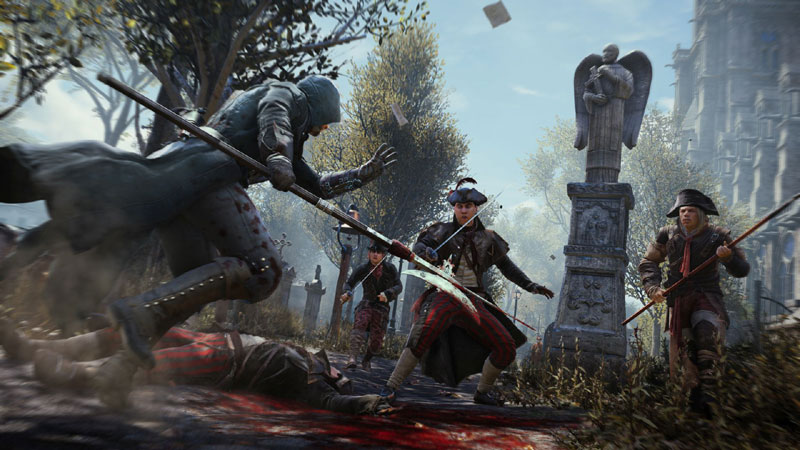 ASSASSIN´S CREED: UNITY + BLACK FLAG | XBOX ONE CODE