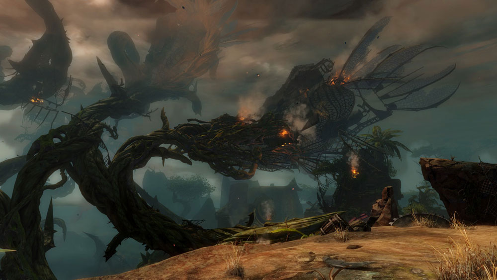GUILD WARS 2: HEART OF THORNS + BASE GAME | GLOBAL