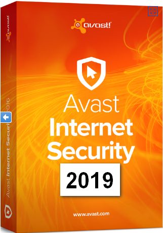 avast! Internet Security 2019 - until 04.29. 2021/ PС1