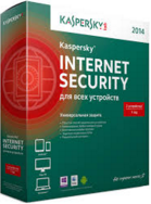 Kaspersky Internet Security (2016-2019) - 1 year 1 PC