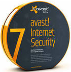 avast! Internet Security  2017 -  лицензия 2года/1ПК