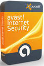 avast! Internet Security 2017 - license 3years / PС1