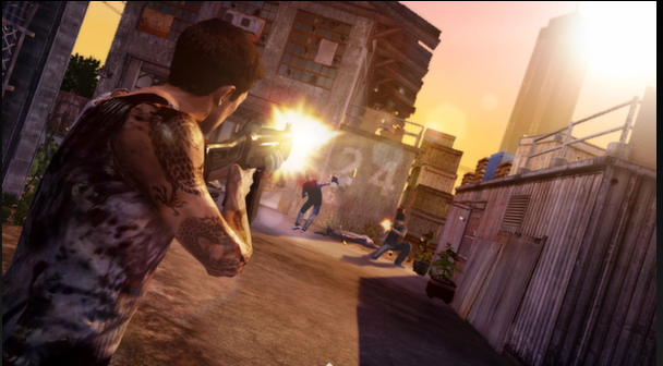 Sleeping Dogs (Steam Gift / Region Free)