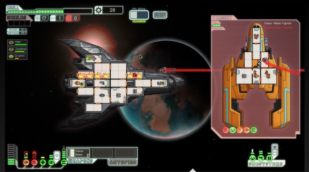 FTL: Faster Than Light (Steam Gift/Region Free)