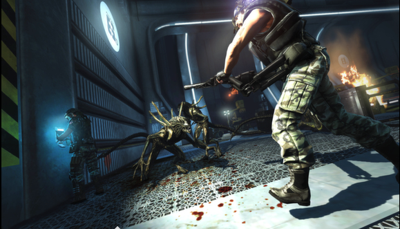 Aliens: Colonial Marines (Steam Gift/Region Free)