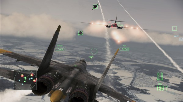 Ace Combat Assault Horizon- EE (Steam Gift RU+СНГ)