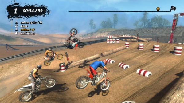Trials Evolution: Deluxe Edition (St. Gift/Region Free)