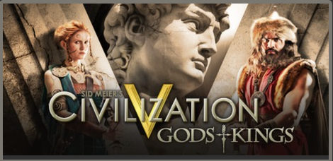 Sid Meier´s Civilization V - Gods and Kings (Gift ROW)