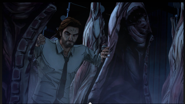 The Wolf Among Us (KEY GLOBAL / Region Free)