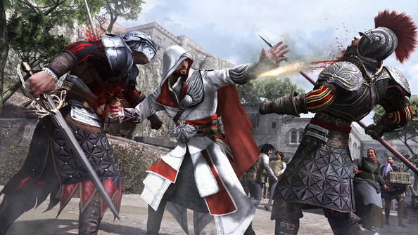 Assassin´s Creed Brotherhood - Deluxe Edition-Gift ROW