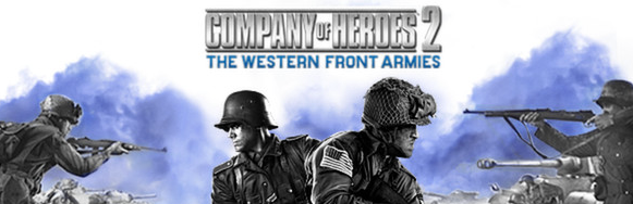 Company of Heroes 2 - The Western Front Armies-Gift ROW