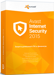 avast! Internet Security 2017 - license 2years / PK1