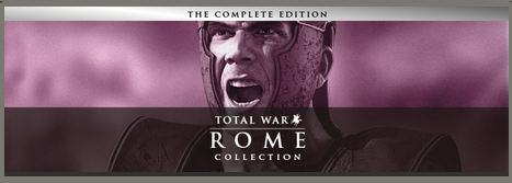 Rome: Total War™  Collection  (St. Gift/Region Free)