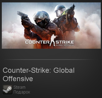 Counter-Strike: Global Offensive-Steam Gift/Region Free