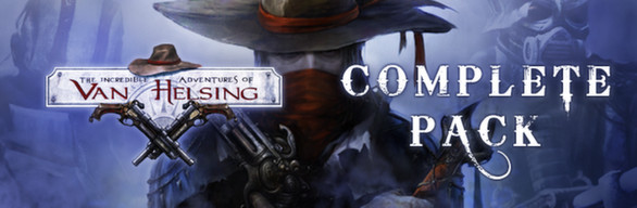 The Incredible Adventures of Van Helsing Complete ROW