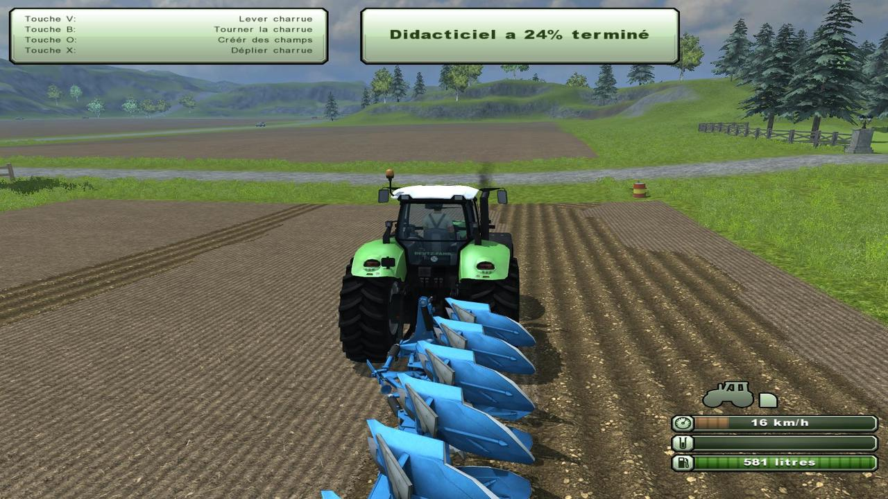 Farming Simulator 2013 (Steam Gift | Reg.Free | No RU)