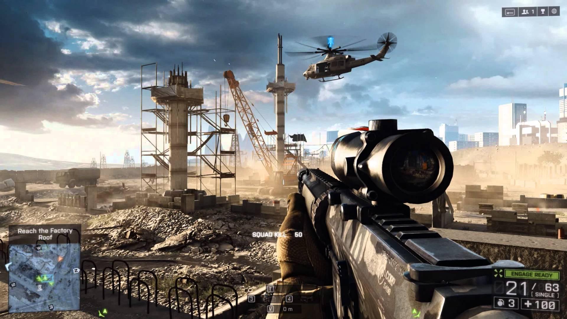 Wolfenstein  Shooting Range Dogs
