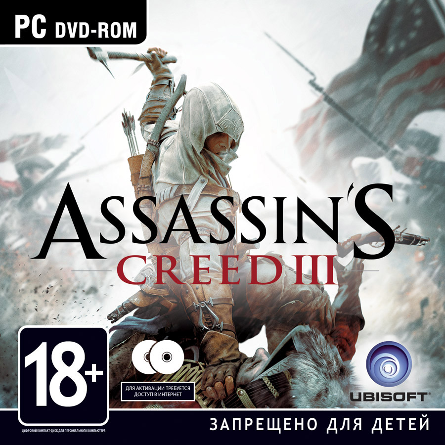 Assassins Creed 3 (Uplay) PHOTO + СКИДКИ