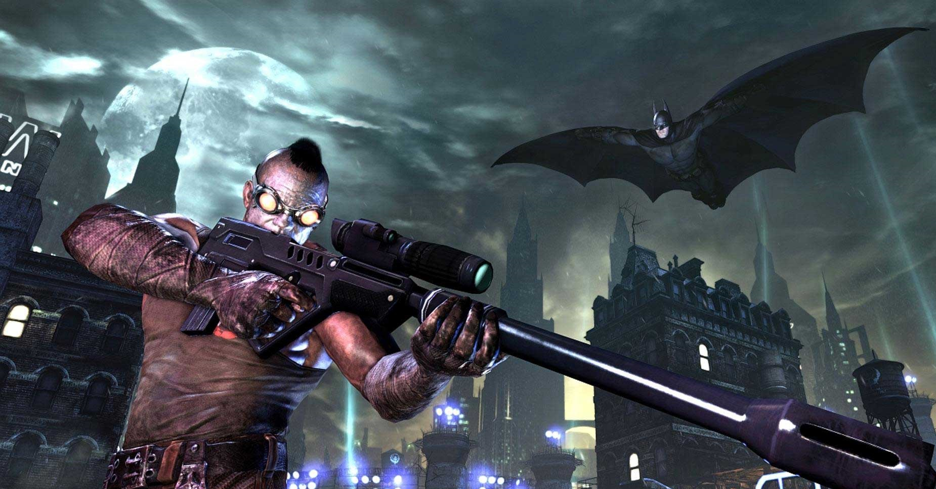 Batman: Arkham City - GOTY (Steam Gift)