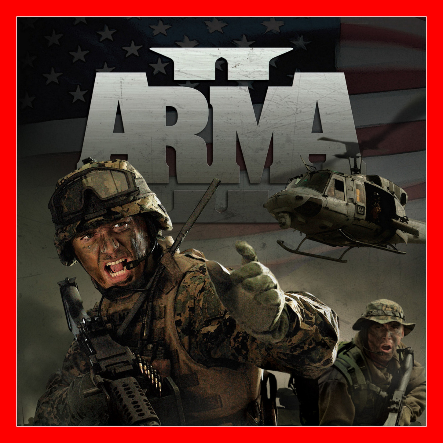 Arma 2 + DLC ( REGION FREE / STEAM KEY )