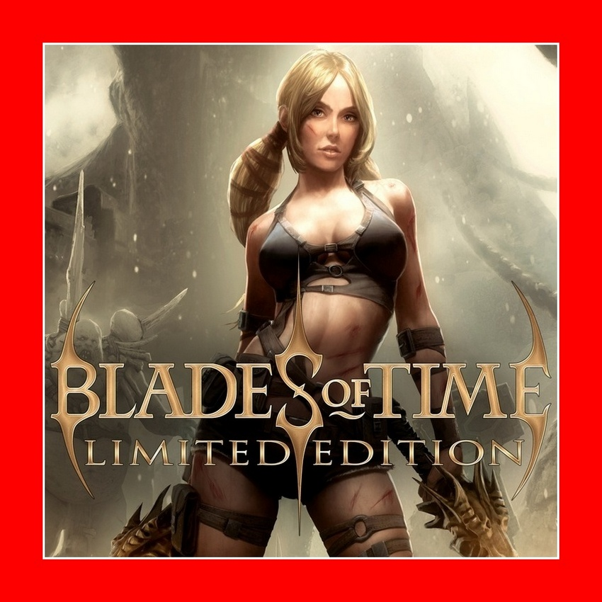 Blades of Time - Limited Edition ( GLOBAL / STEAM KEY )