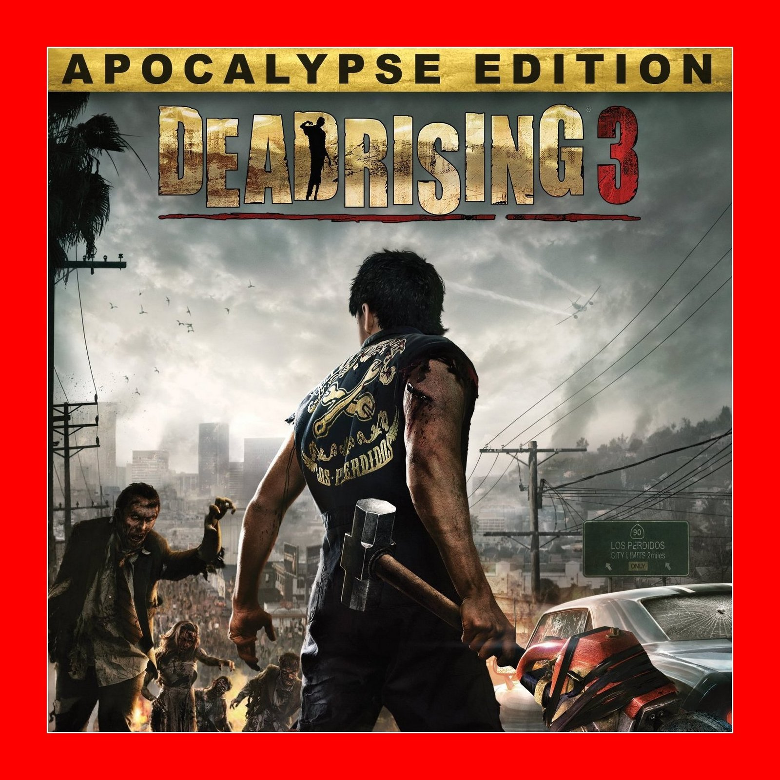 Dead Rising 3 Apocalypse Edition ( Steam Key RU + CIS )