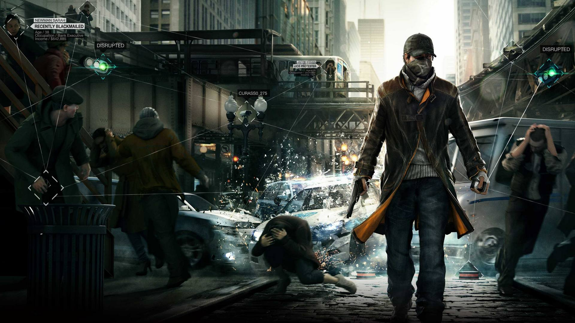 Watch Dogs | STEAM Gift / RU + CIS &#9989