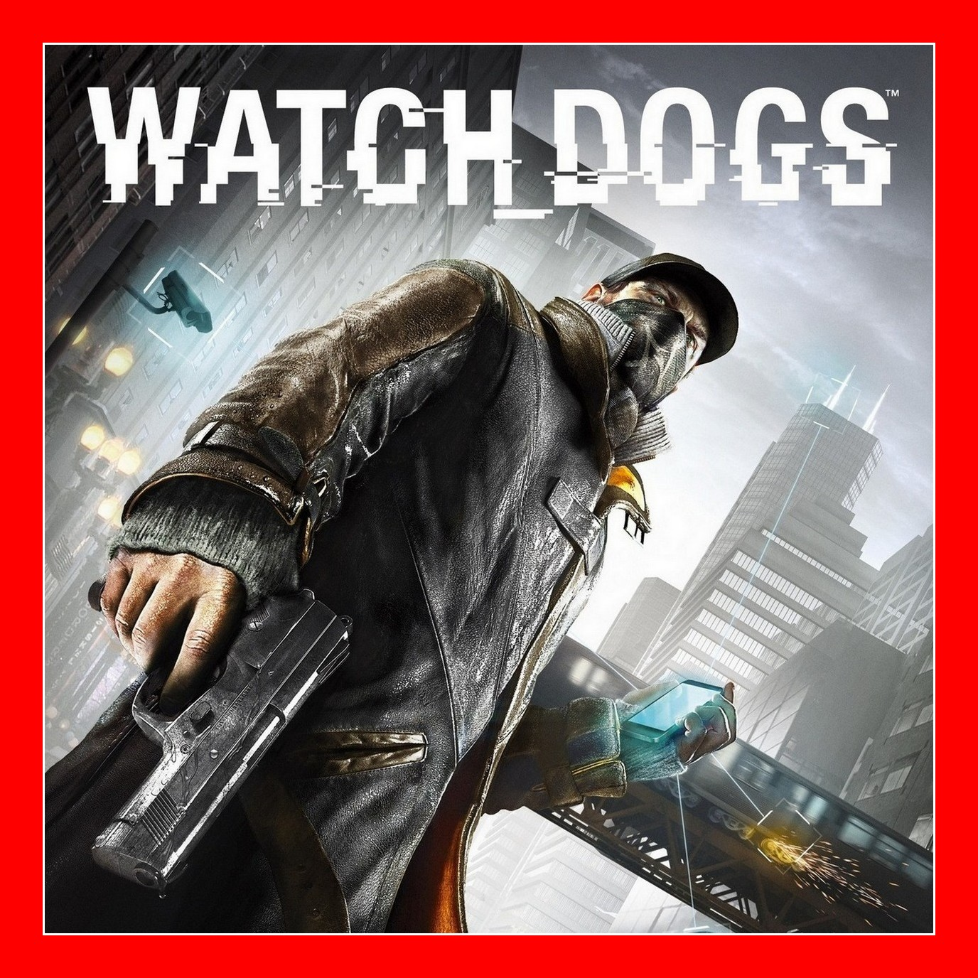 Watch Dogs ( STEAM Gift / RU + CIS )