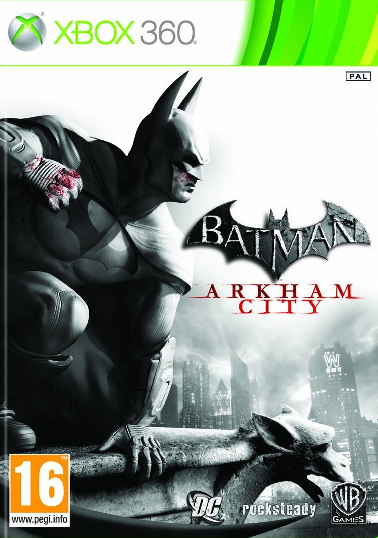 XBOX LIVE Batman Arkham City для Xbox 360