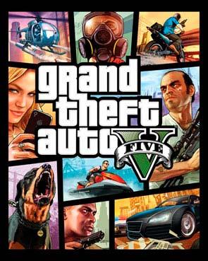 Купить GTA 5 Grand Theft Auto V Steam аккаунт