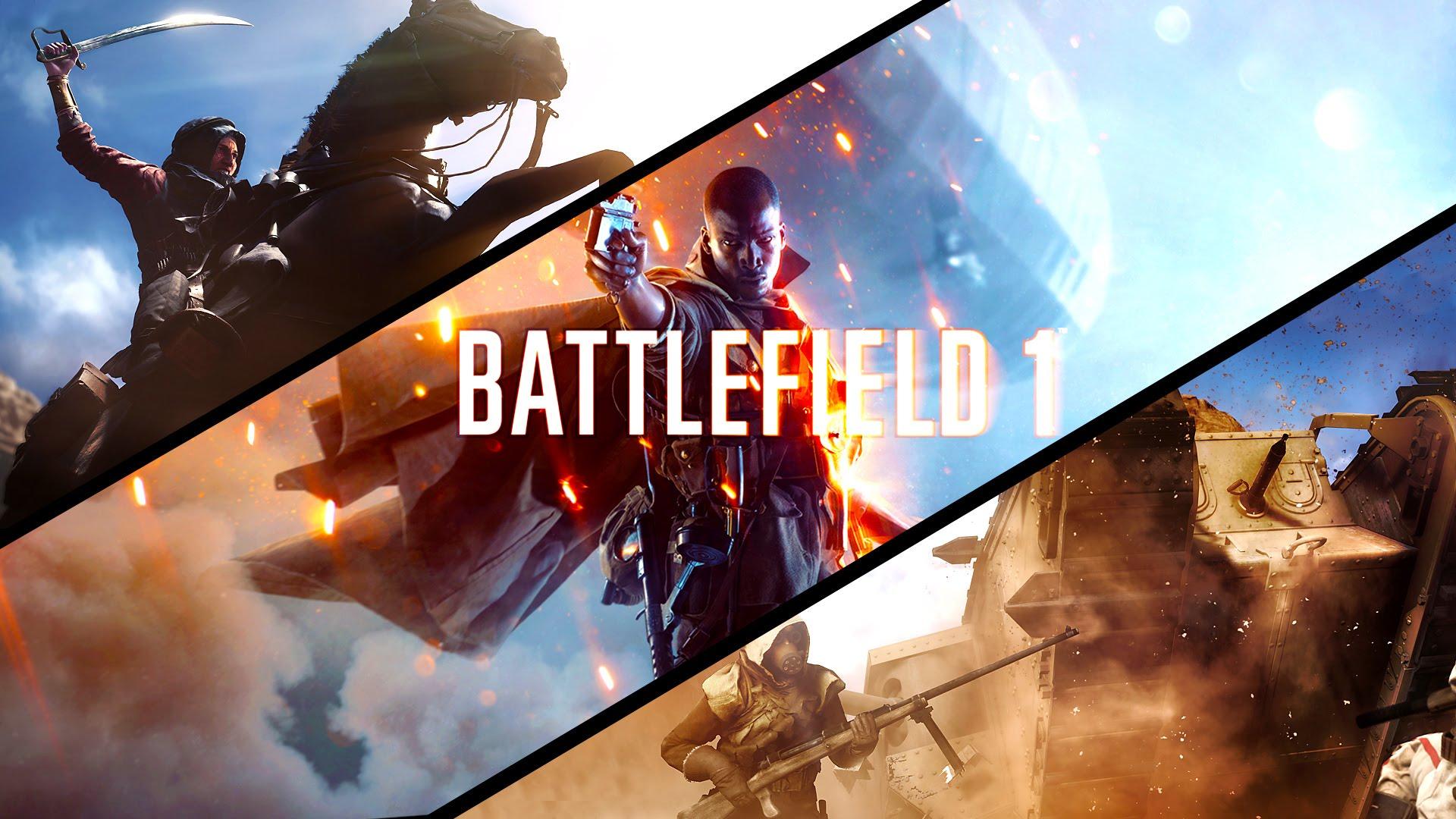 BATTLEFIELD 1: Игрушка Нового Поколения