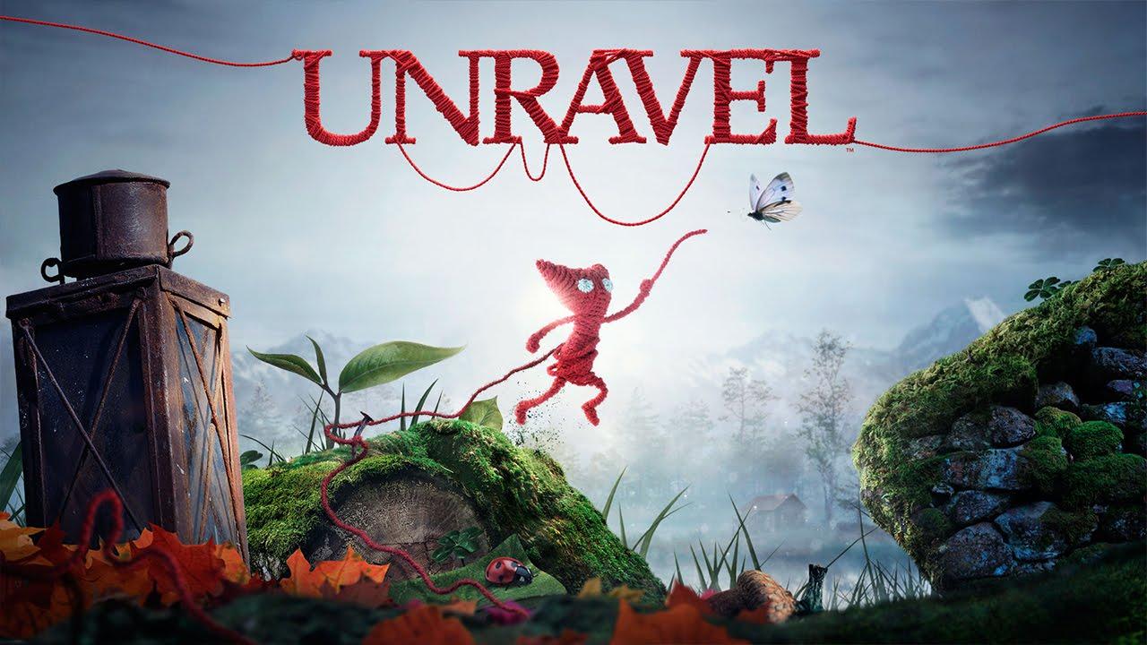 [Аккаунт]  Unravel