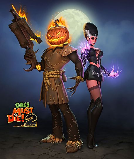 Orcs Must Die! Franchise Pack (Steam Gift) + БОНУС.