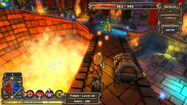 Dungeon Defenders (Steam Gift / Region Free) + Подарок